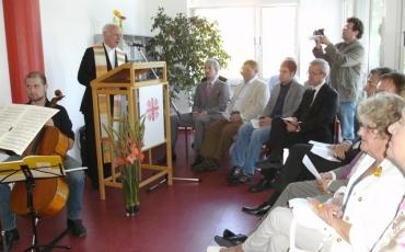 Blagoslovljene prostorije Caritasa u Münchenu