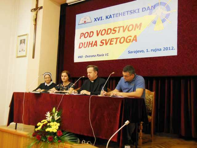 Održan XVI. Katehetski dan Vrhbosanske nadbiskupije