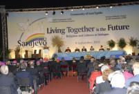 Papin poruka sudionicima Svjetskog međureligijskog skupa za mir