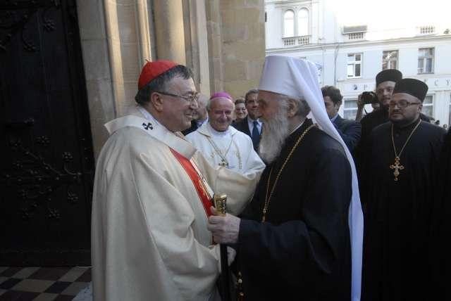Euharistijsko slavlje u katedrali pred početak Međunarodnog susreta za mir