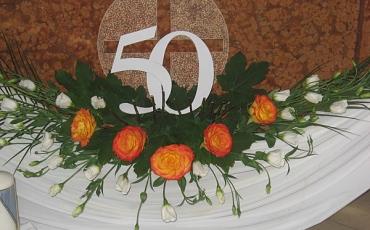 Polaganje doživotnih zavjeta i slavlje jubileja