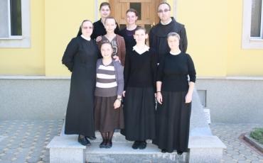 Duhovne vježbe za novakinje i postulantice