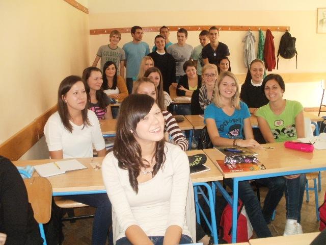 Među srednjoškolcima