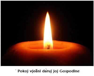 Preminula Anica Sliško, majka naše s. Ivone