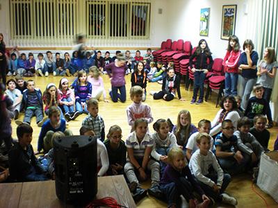 Obilježen Tjedan djeteta u Maloj školi u Varešu