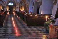 Poziv svim samostanima i župama da se priključe Dugoj noći otvorenih vrata crkava