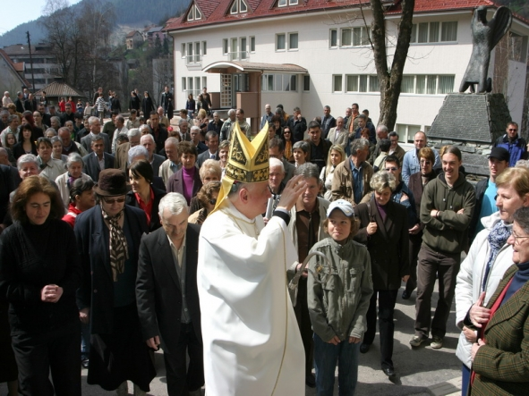 Blagoslov naše kuće u Varešu