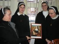 Sestre iz Mariborske provincije u posjetu Maloj školi u Varešu