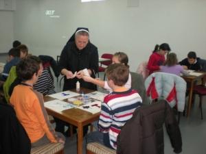 U znaku križa – korizmeno vrijeme u Maloj školi