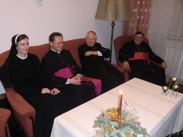 Kardinal Puljić u službenom pohodu u Poljskoj