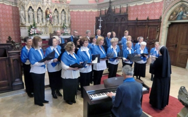 Koncert liturgijskih zborova Vrhbosanske nadbiskupije