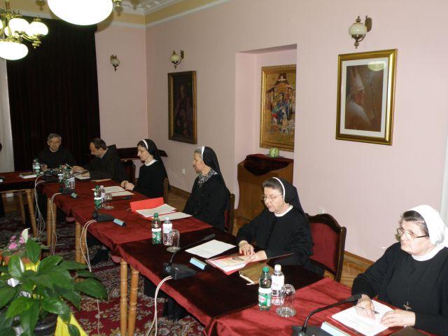 Priopćenje s Osmog susreta biskupa BK BiH s članovima KVRPP BiH