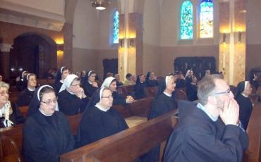 Sarajevo: Redovnici i redovnice okupljeni u molitvi za duhovna zvanja