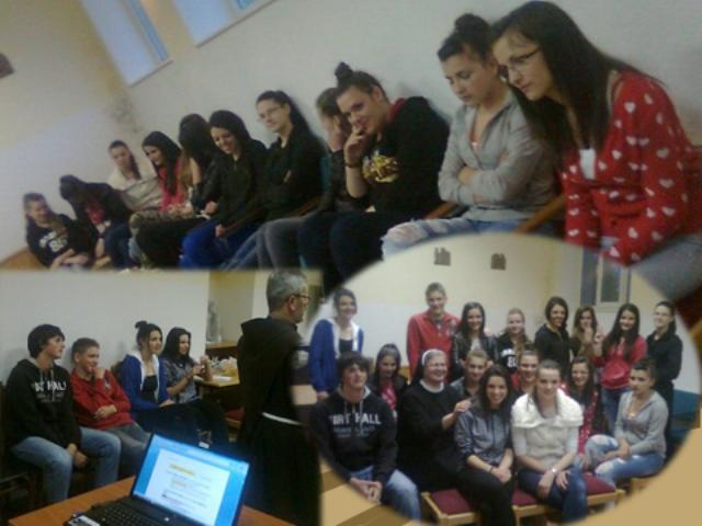 Čuklić: Susret sa srednjoškolcima