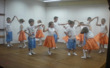 Vareš: Prezentacija plesnih radionica