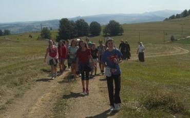 Ljetni kamp za djevojke