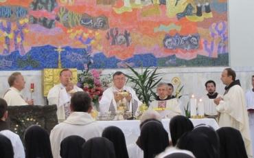 Održan redovnički dan u franjevačkom samostanu na Šćitu