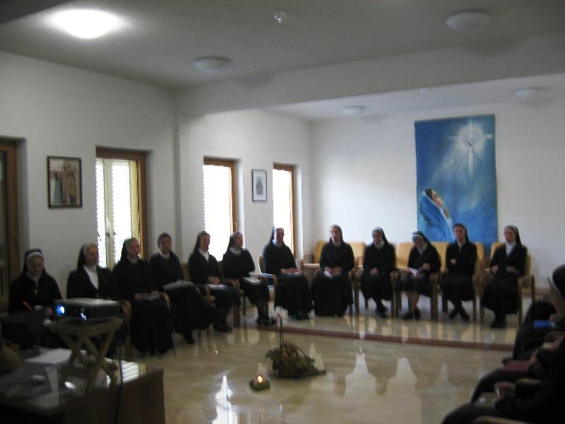 Međuprovincijski seminar za sestre s privremenim zavjetima