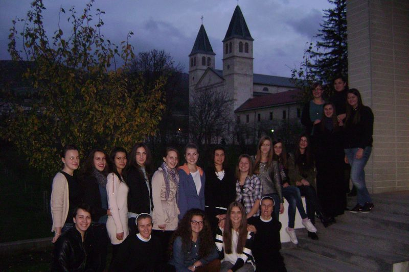 Livno: Odgojno-molitveni susret za srednjoškolce
