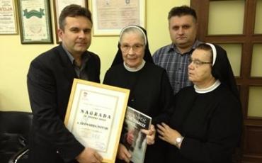 Nagrada s. Leonardi Novak za životno djelo i za izniman humanitarni rad