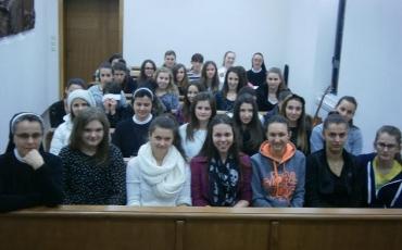 Bugojno: Seminar za srednjoškolke
