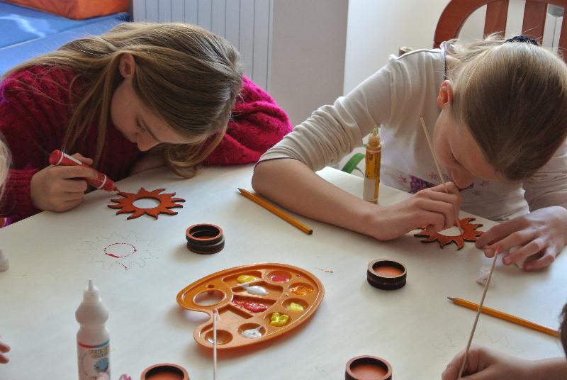 Vareš: Kreativne radionice u Maloj školi
