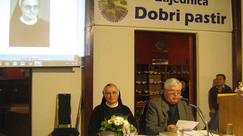 """Promocija knjige """"Žive li sveci među nama?"""", autorice s. Biserke Jagunić"""