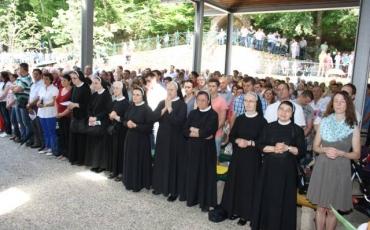 Hrvati u marijanskim svetištima u Njemačkoj