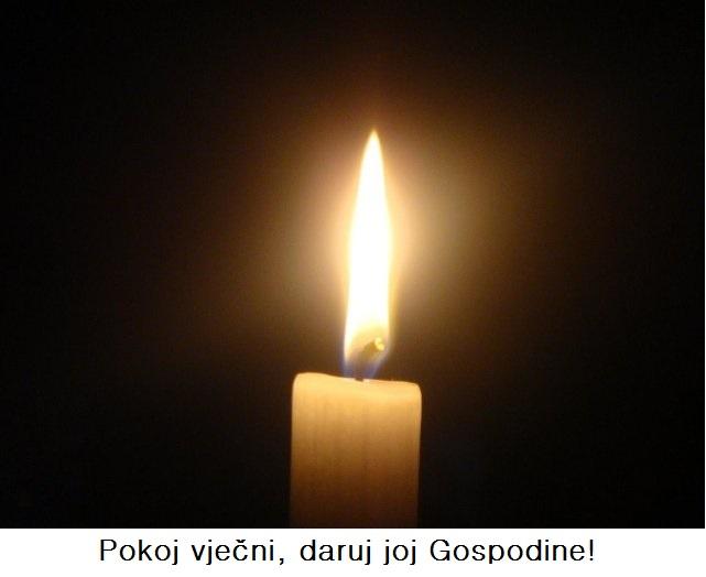 Preminula Jela Mrkonjić, majka naše s. Marice