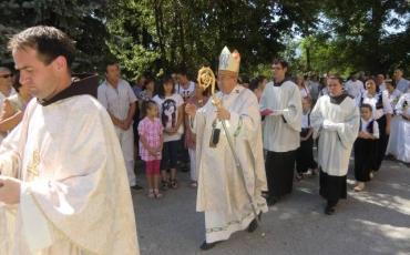 Brestovsko: Proslavljen blagdan Sv. Klare