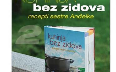 """Novi izdanje """"Kuhinje bez zidova"""""""