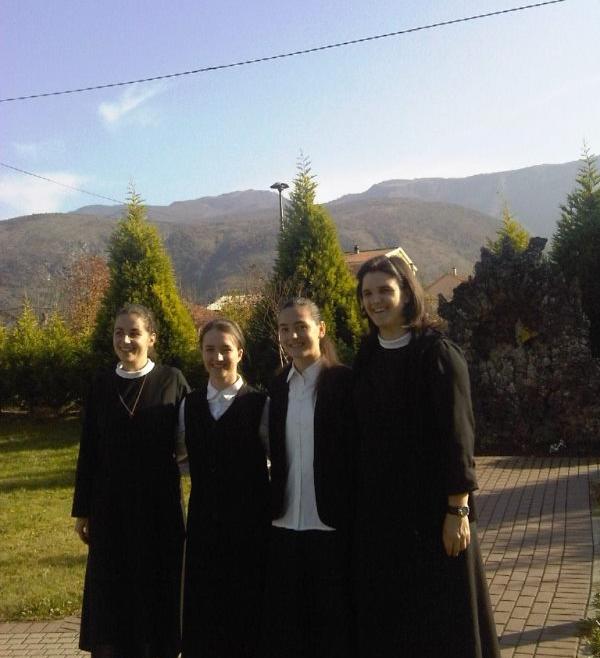 Bijelo Polje: Međuprovincijski seminar novakinja i postulantkinja