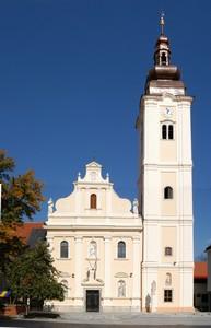 Čakovec, franjevački samostan