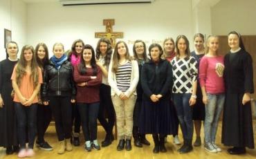 Bugojno: Duhovne vježbe za djevojke