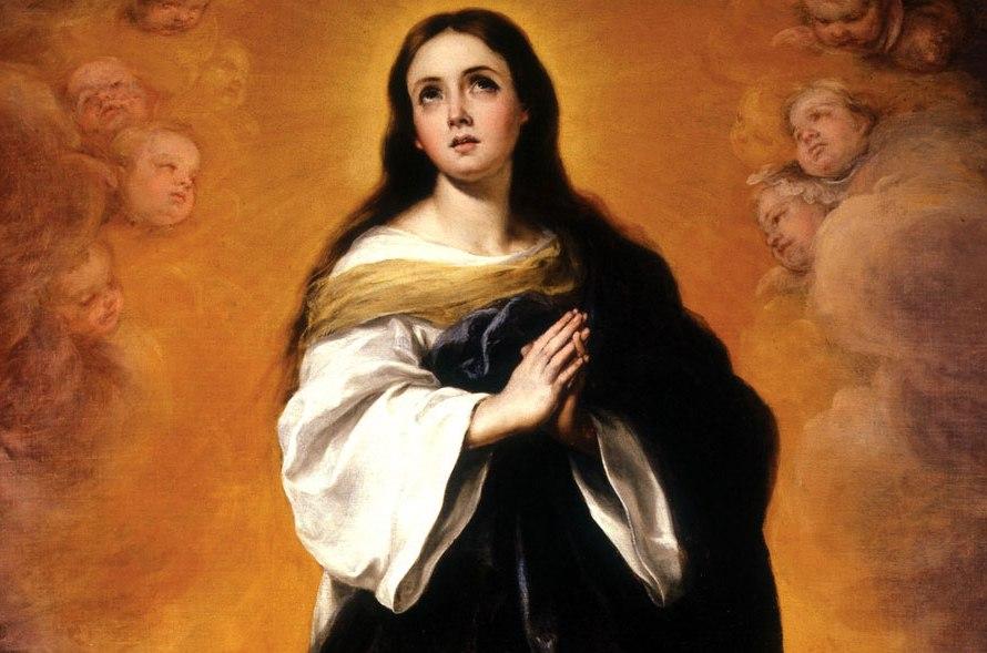 Bezgrešno začeće Blažene Djevice Marije