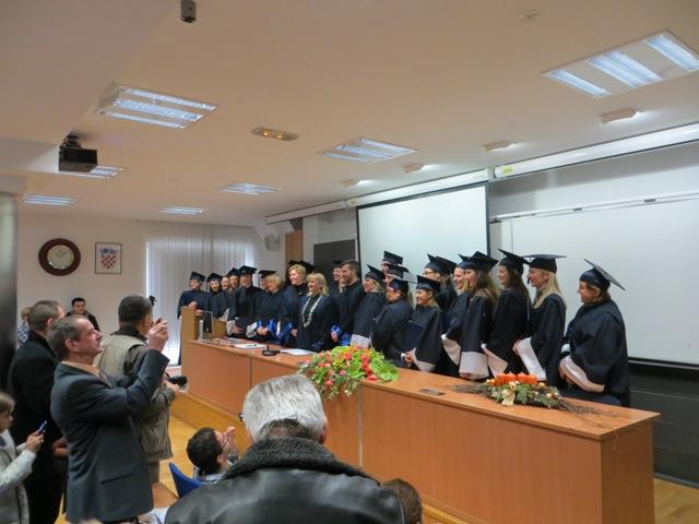 S. Andrijana Dankić završila studij
