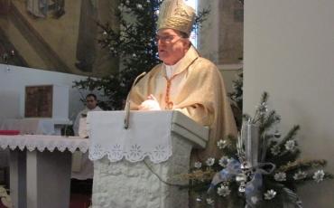 Posjet kardinala Josipa Bozanića župi Sv. Obitelji i sestarskoj zajednici u župi