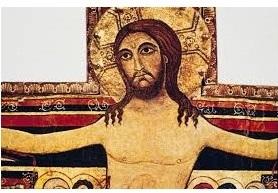 Meditacija o križu svetog Damjana