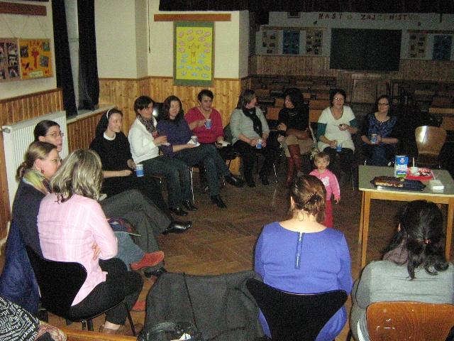 Susreti za žene u HKM Beč
