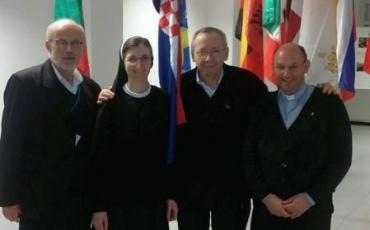 Skupština Unije europskih konferencija viših redovničkih poglavara u Tirani