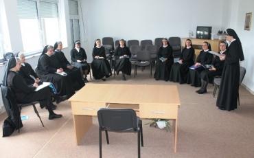 Gorica/Livno: Održan međuprovincijski susret provincijskih predstojnica i odgajateljica