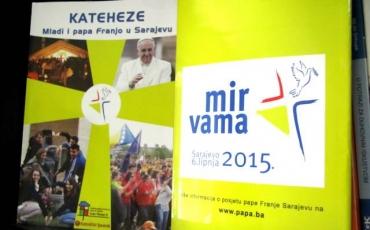 Kateheze za susret mladih s papom Franjom