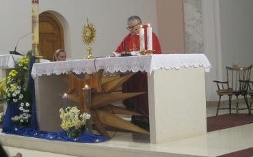 Molitveni susret u župi  sv. Franje Asiškog u Biloj kraj Livna
