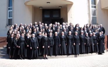 Susret Školskih sestara franjevki koje djeluju u Zagrebu