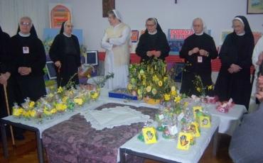 U susret Uskrsu – izložba prigodnih radova sestara u Kloštru Ivaniću