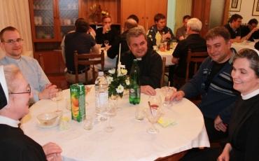 Bogoslovska zajednica iz Mainza u posjeti našoj Zajednici na Bjelavama i Sarajevu