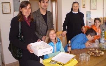 Dirljivi susret u sestarskoj zajednici u Gornjoj Tramošnici