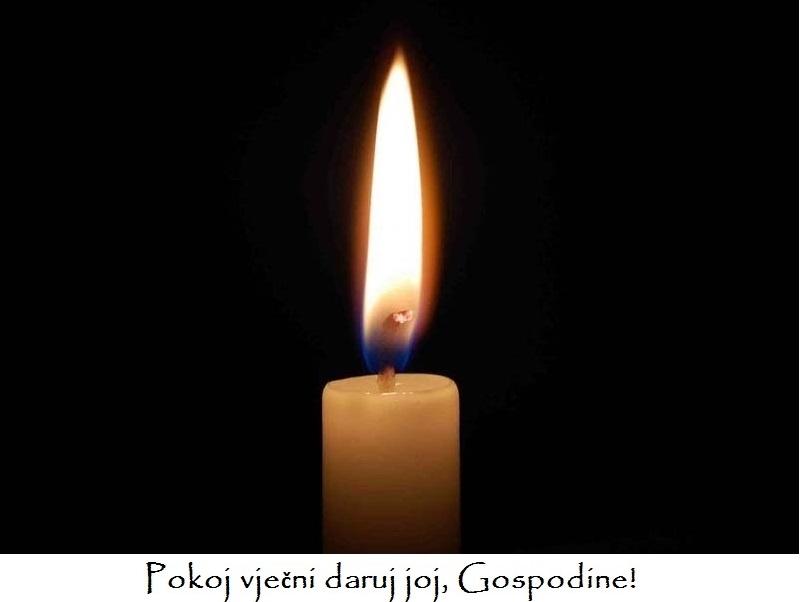 Preminula Jozefina Bosankić, majka naše s. Lucije