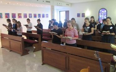 Duhovne vježbe: Nositi radost