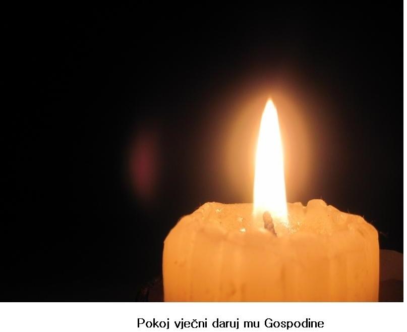 Preminuo Franjo Jakovljević, otac naših s. Anđelke i s. Animire Jakovljević